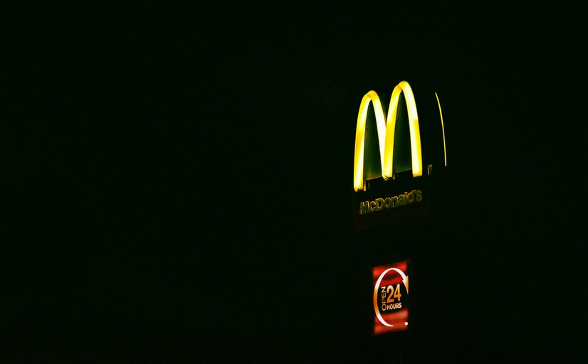 McDonald's trademark 'Big Mac'