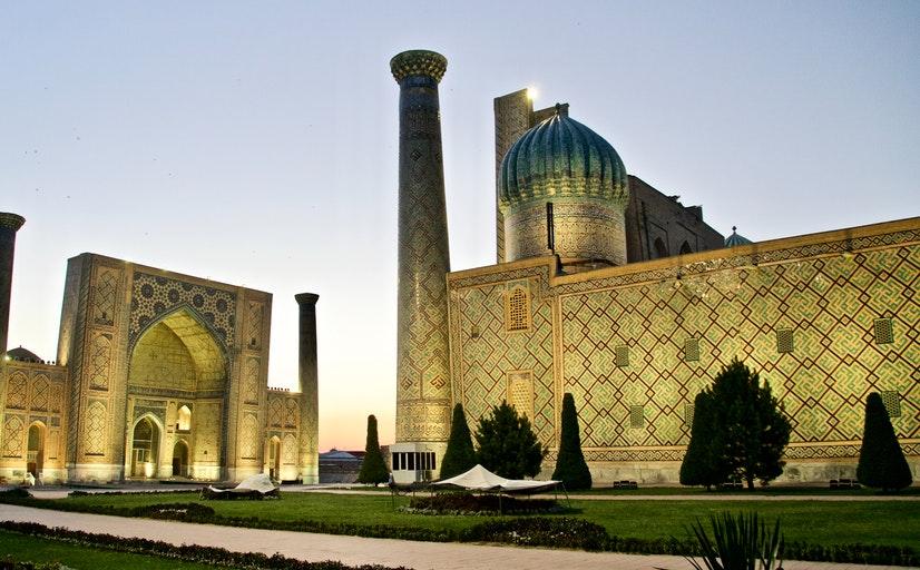 Uzbekistan IP registration